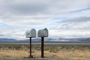 US Highway 6, Central Nevada.