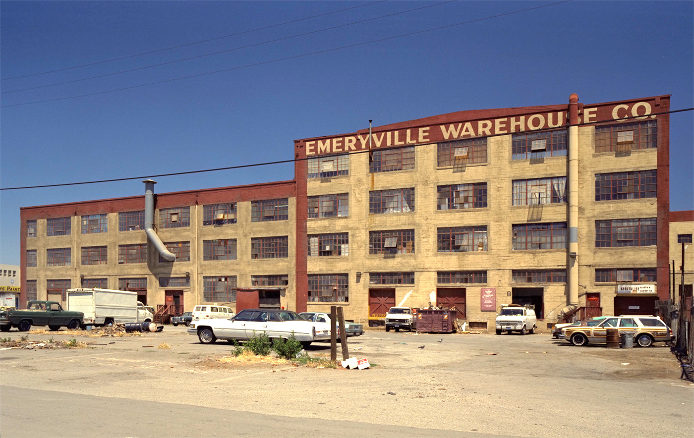 Emeryville Warehouse Co., early 1990's