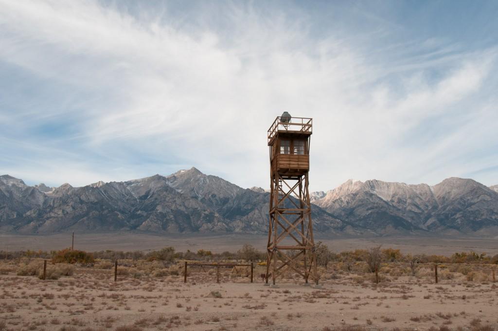 "Sunrise, Manzanar ""Relocation Camp"", California (2013)"