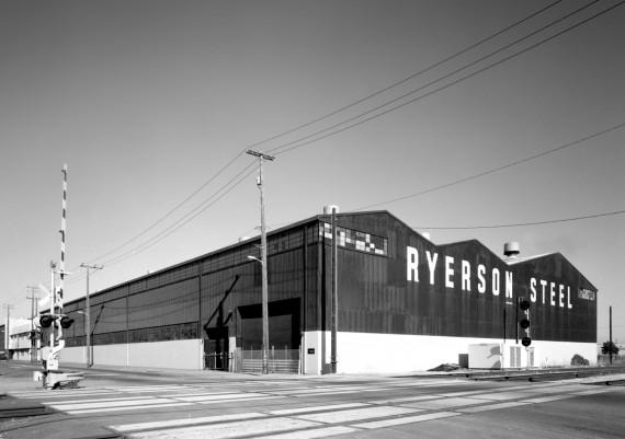 Ryserson Steel, Emeryville