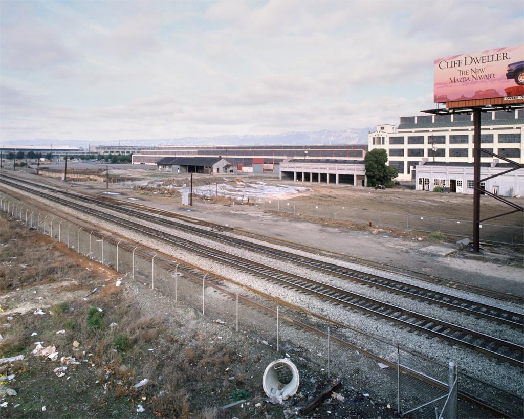 Before the Amtrak Station, Emeryville