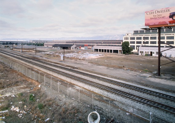 Before the Amtrak Station, Emeryville