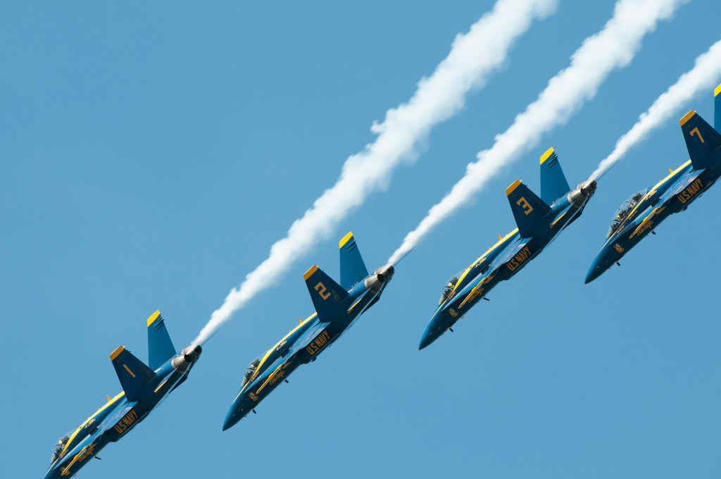 Blue Angels, Fleet Week SF 2015
