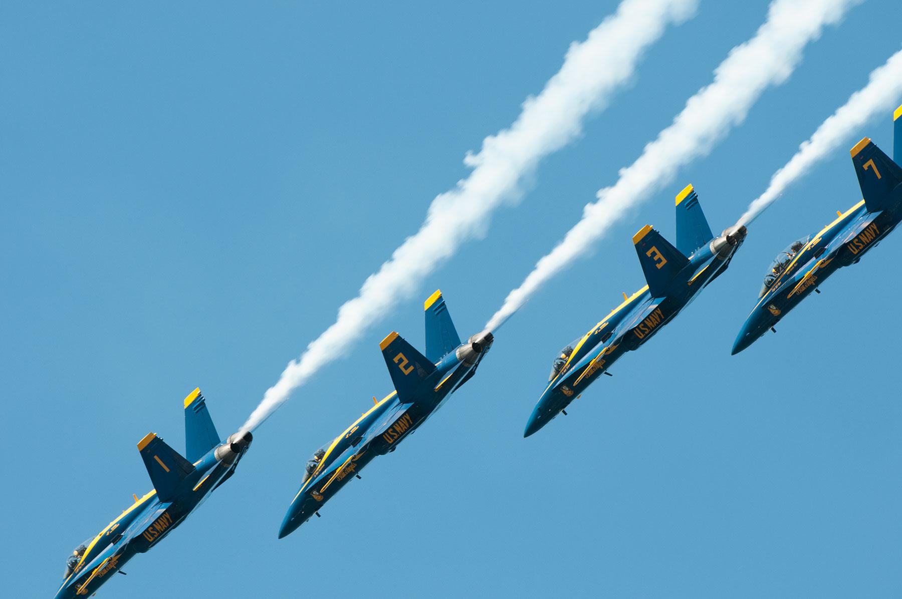 Blue Angels, Fleet Week SF 2015